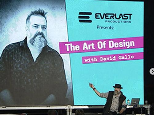 David Gallo keynote speaker Everlast Productions