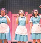 Waitress directed by Bobby Garcia designed by David Gallo