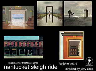 David Gallo Design research page for Nantucket Sleigh Ride