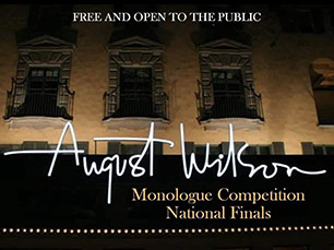 2019 national August Wilson Monologue Competition