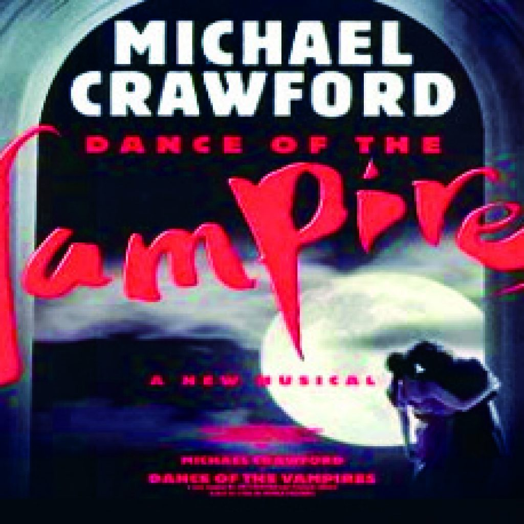 Dance of the Vampires on Broadway, set design by David Gallo
