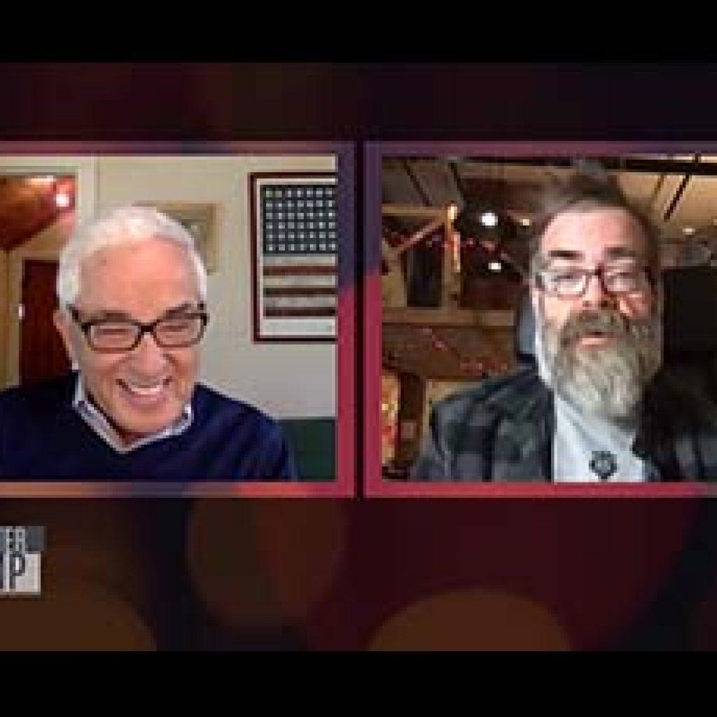 atrick Pacheco and David Gallo on CUNY TV