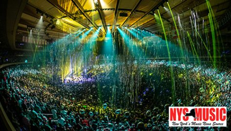 Phish at MSG NYE 2018